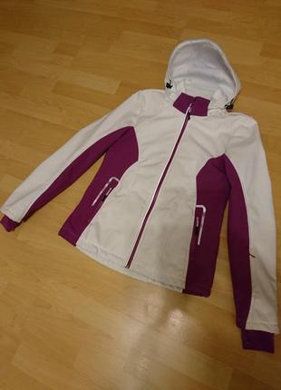 Лыжная куртка ,вело зимняя куртка,s