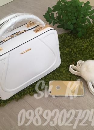 Сумка, сумочка белая