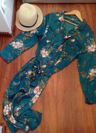 Asos красивейший халат кимоно