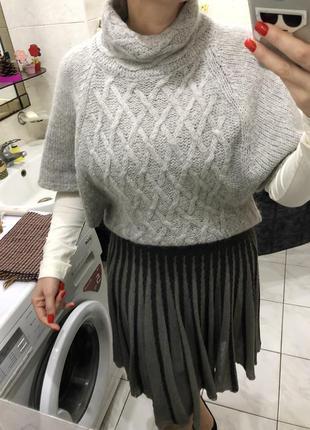 Cassis collection alpaca, шерстяной пуловер , оригинал