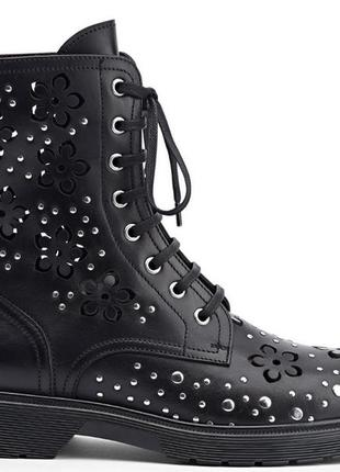 Итальянские ботинки премиум класса marc cain