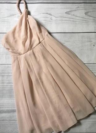 Ніжне шифонове плаття h&m