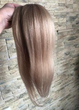 Волосся для нарощеня,мікро капсула,б.у,натуральна словянка.