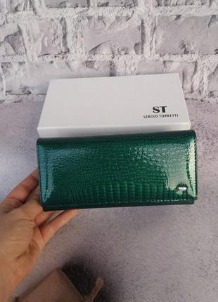 Женский кошелек из натуральной кожи жіночий шкіряний гаманець кожаный