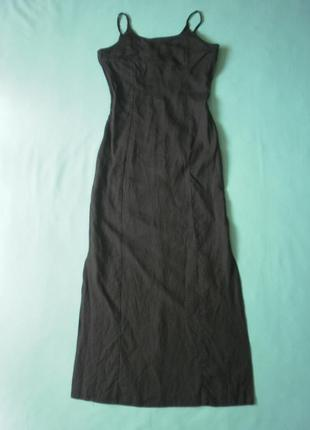 Льняное платье от sarah pacini