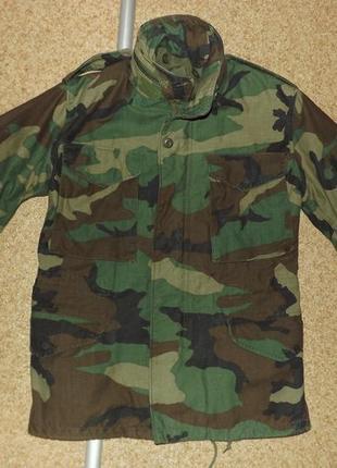 Оригинальная куртка м-65
