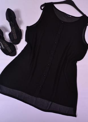 Базовая шифоновая блуза select