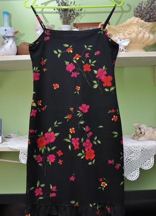 Красивое подростковое платье. 158см