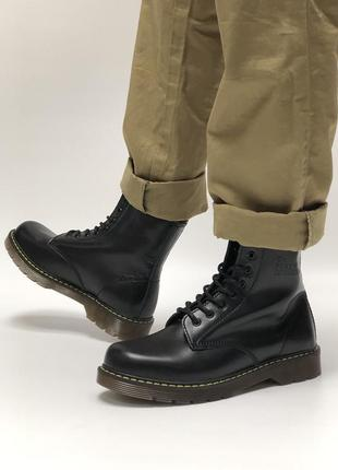 Шикарные мужские ботинки dr. martens 1460