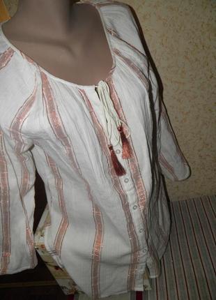 Simone irani блуза вышиванка