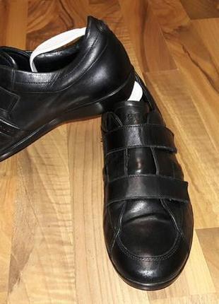Туфли hugo boss кожаные 100% оригинал