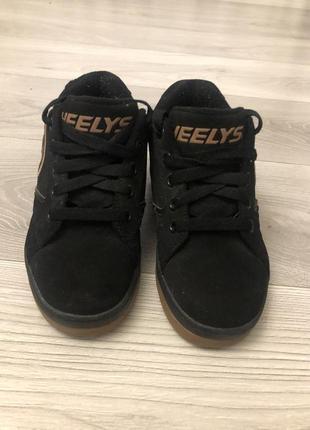 Ролікові кросівки heelys