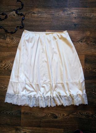 Нижняя юбка нейлон