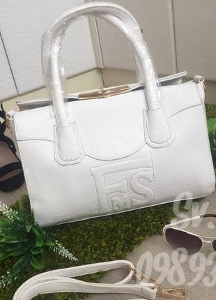 Сумка сумочка белая