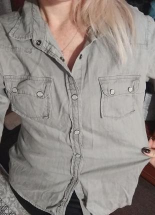 Мега крутая стильная рубашка 🎄 s m