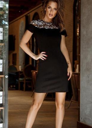 Женственное платье, украшенное сеточкой + бесплатная доставка новой почтой3 фото