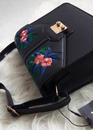 Сумочка на плече , сумка кроссбоді