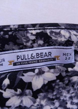 Юбка мини pull&bear4