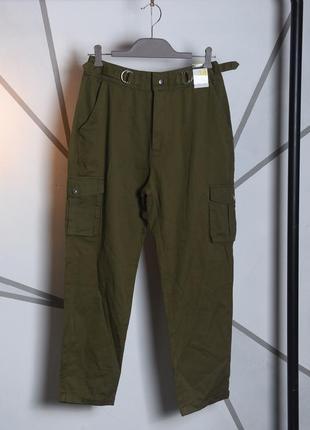 Новые штаны женские карго