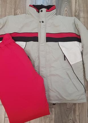 Мужской горнолыжный костюм размер xl