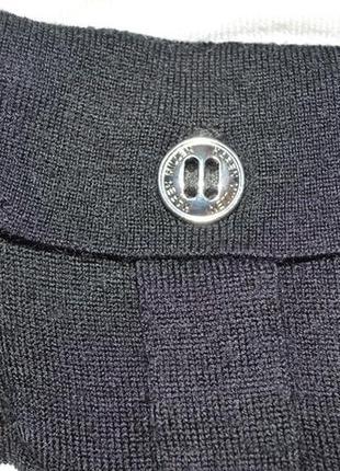 Karen millen шикарное платье по фигуре с 47% шерсти,мягкое и теплое, размер 27 фото