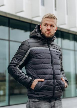Зимняя мужская куртка/ зимова чоловіча куртка