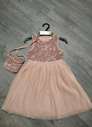 Нарядное платье primark