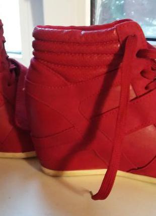 Сникерсы ботинки кеды