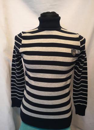 Зимний свитер - гольф
