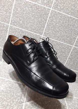 Мужские стильные кожаные туфли you know