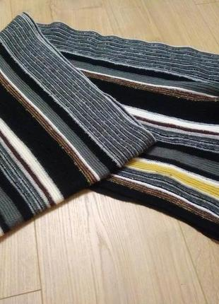 Чоловічий шарф ashma/ мужской шарф