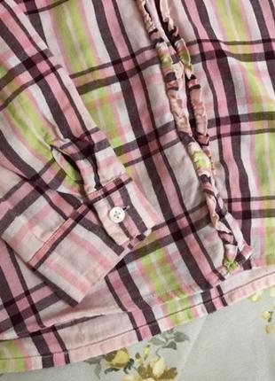 Разноцветная блузка gep оригинал