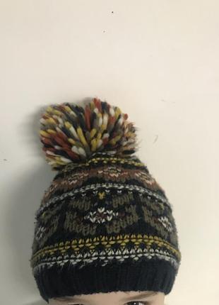 Зимова шапка zara