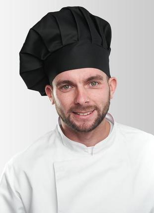 Кухарський ковпак чорний