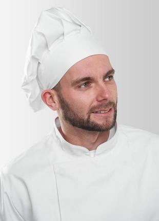 Кухарський ковпак білий