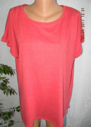 Новая блуза большого размера