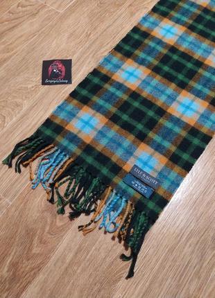 Кашемировый шарф lyle scott