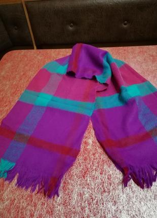 Тепленький шарф