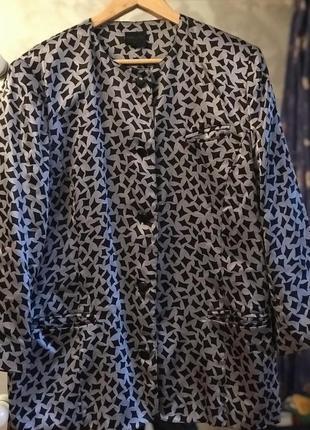 Одежда винтаж пиджак нарядный куплен в 70-х годах