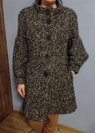 Каракулевое пальто шерсть