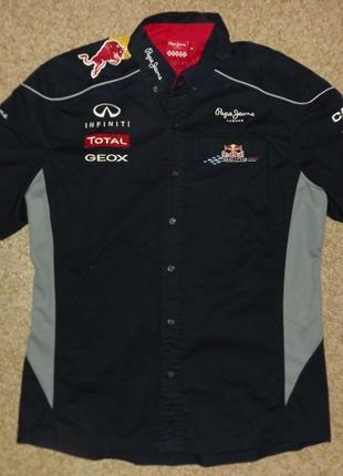 Рубашка red bull racing formula 1