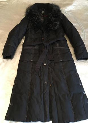 Пуховое пальто snow owl