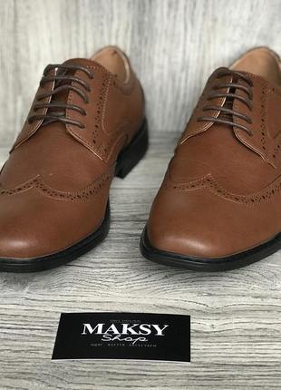 Стильные мужские ботинки nautical 100% оригинал