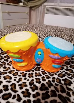 Игрушки барабан