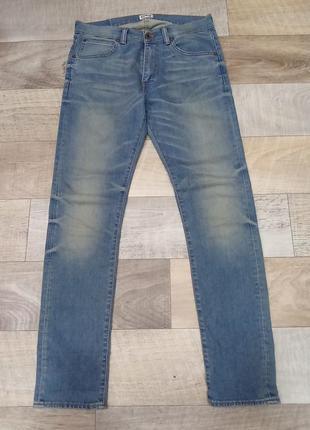 Крутые мужские джинсы edwin tokyo japan