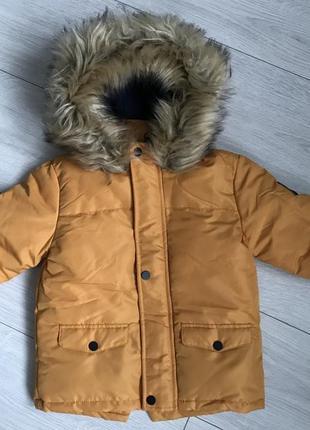 Дитяча курточка єврозима