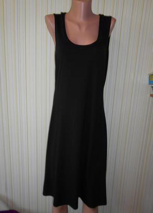 #трикотажное платье из вискозы#per una#marks&spencer#