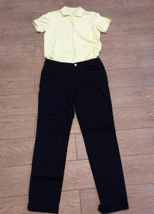 Базовые брюки mango