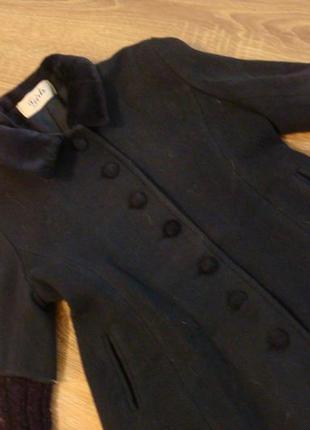 Отличное кашемировое пальто
