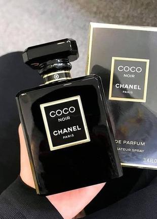 Женский парфюм chanel coco noir 100 мл